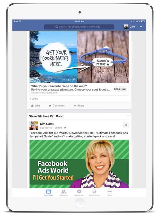 Facebook Retargeting and Advertising in Perth