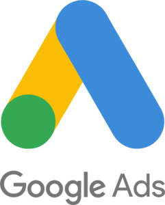 Google Ads logo with a white background that specifies the Google Ads management Perth by Altitude Media.